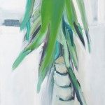 Indoor Plant – oil, canvas, 110 x 145 cm, 2015